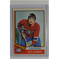 1970-71 O-Pee-Chee #177 Guy Lapointe RC