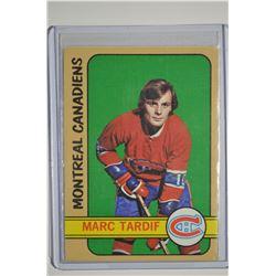 1972-73 Topps #105 Marc Tardif