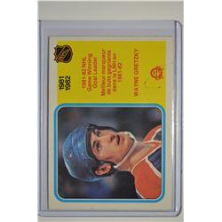 1982-83 O-Pee-Chee #242 Wayne Gretzky LL