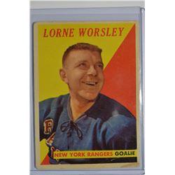 1958-59 Topps #39 Gump Worsley