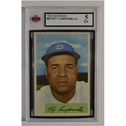 1954 Bowman #90 Roy Campanella