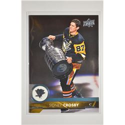 2017-18 Upper Deck #391 Sidney Crosby