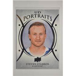 2018-19 Upper Deck UD Portraits #P16 Steven Stamkos