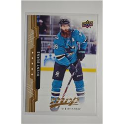 2018-19 Upper Deck MVP #217 Brent Burns
