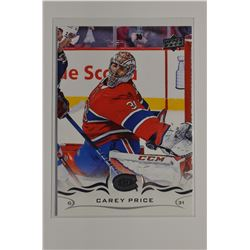 2018-19 Upper Deck #99 Carey Price