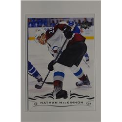 2018-19 Upper Deck #50 Nathan MacKinnon
