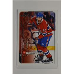 2018-19 Upper Deck MVP 20th Anniversary Tribute Silver Script #72 Max Pacioretty