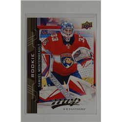 2018-19 Upper Deck MVP #244 Samuel Montembeault RC
