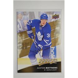 2017-18 Upper Deck MVP #210 Auston Matthews
