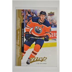 2018-19 Upper Deck MVP #200 Connor McDavid CL