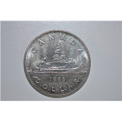 1985 Canadian dollar