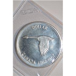 1967 Can Dollar