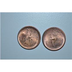 2 - 1967 Can 1-Cent