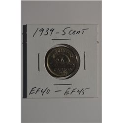 1939 Can 5-Cent