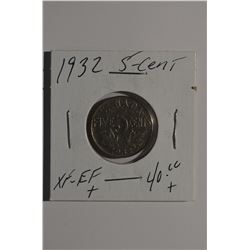 1932 Can 5-Cent