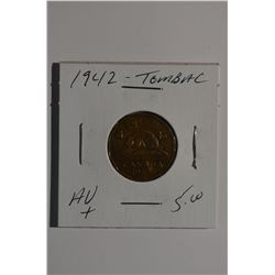1942 (Tombac) Can 5-Cent
