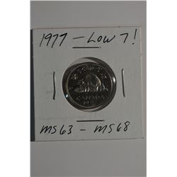 1977 Nickle (Low 7)
