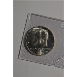 1965 US Half Dollar BU