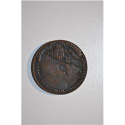 1939 Medal - Royal Visit