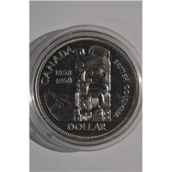 1958 Can Dollar