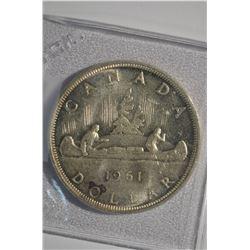 1961 Can Dollar