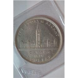 1939 Can Dollar