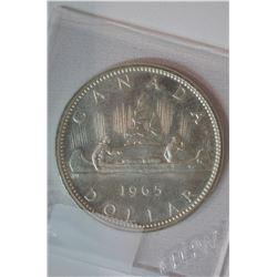 1965 Can Dollar