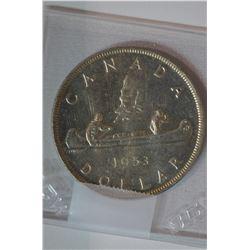 1953 Can Dollar