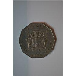 1975 50-Cent Jamaica