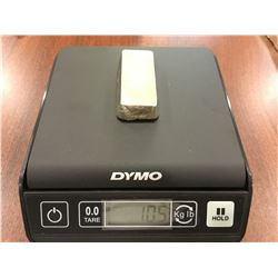 Estate Silver Bar - 10.5 oz - (8.8520 Troy Oz.)