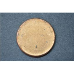 Blank Planchet Penny