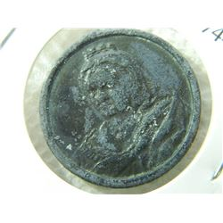 **** FEATURE COIN/MEDAL **** - VICTORIA QUEEN EMPRESS DIAMOND JUBILEE 28 JUNE 1837-1897
