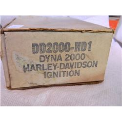 HARLEY DAVIDSON IGNITION - DYNA 2000 IGNITION - RETAIL ESTIMATE $400