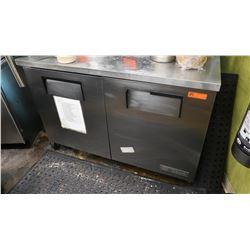 """True 2-Door Undercounter Freezer, 48"""", Model TUC-48F"""