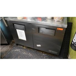 True 2-Door Undercounter Freezer, 48 , Model TUC-48F