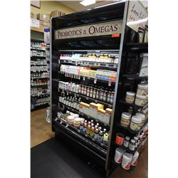 Hussmannn Refrigerated Grab and Go Display Case,  Model RGD-4-HC