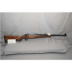 "Sako Model Brown Bear .375 H & H Mag Cal Mag Fed Bolt Action Rifle w/ 21 1/2"" bbl with barrel sights"