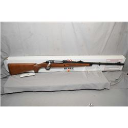 "Ruger Model M77 Hawkeye African .375 Ruger Cal Bolt Action Rifle w/ 22"" bbl w/ screw on muzzle break"