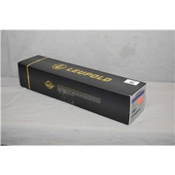 Leupold VX - Freedom 1.5 - 5X20 Duplex Scope [ new in box ] Ser # 197906AE Retail $ 316.50