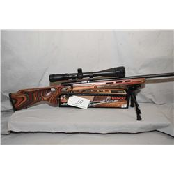 Savage Model Model 93R17 .17 HMR Cal Mag Fed Bolt Action Rifle w/ 21  Bull bbl [ appears excellent,