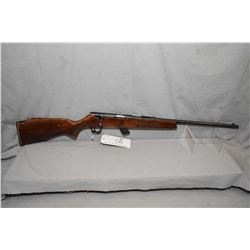 "Lakefield Mossberg Model Mark II .22 LR Cal Mag Fed Bolt Action Rifle w/ 21"" bbl [ blued finish, bar"