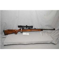 BSA Model CF2 ? .300 Win Mag Cal Bolt Action Rifle w/ 24  bbl  [ appears v - good, blued finish, bar