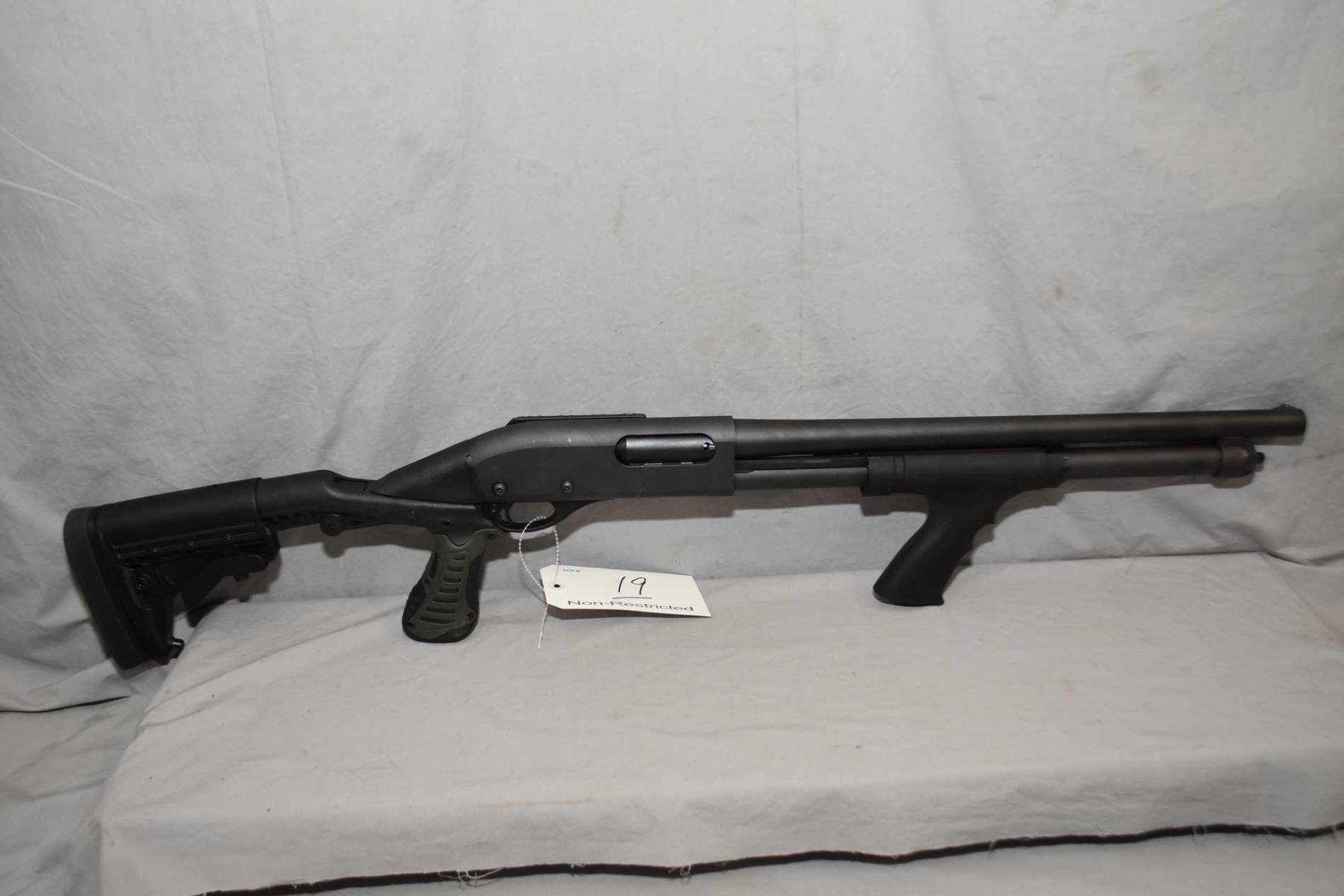 Remington Model 870 Tactical  12 Ga 3