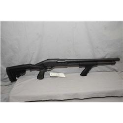 "Remington Model 870 Tactical .12 Ga 3"" Pump Action Shotgun w/ 18 1/2"" bbl [ flat black finish, with"