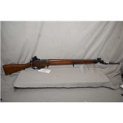 Lee Enfield ( Long Branch Dated 1944 ) Model No. 4 Mk 1* .303 Brit Cal Full Wood Military Mag Fed Bo