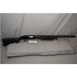 "Maverick Model 88 .12 Ga 3"" Pump Action Shotgun w/ 28"" vent rib bbl [ appears v - good, few slight m"