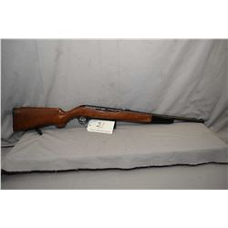 Mossberg Model 352K .22 LR Cal Semi Auto Mag Fed Rifle w/ 18 1/4  bbl [ blued finish starting to fad