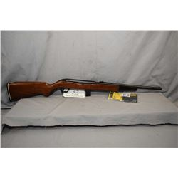 "Mossberg Model 352 KB .22 LR Cal Mag Fed Semi Auto Rifle w/ 18 1/4"" bbl [ blued finish starting to f"