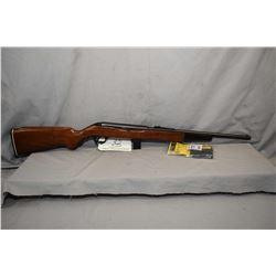 Mossberg Model 352 KB .22 LR Cal Mag Fed Semi Auto Rifle w/ 18 1/4  bbl [ blued finish starting to f