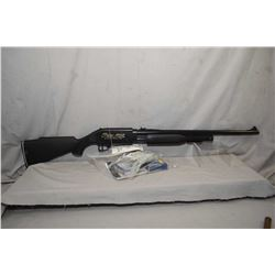 "Daisy Model 2002 Power Line .177 Pellet Cal 35 Shot Air Spring or Gas Rifle w/ 18"" rifled bbl [ blac"